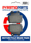 Yamaha TDR 250 88-92 Rear Brake Pads