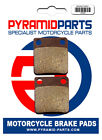 Daelim 250 S2 2006 Rear Brake Pads