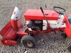 Simplicity Landlord 2110 Lawn Tractor With Attachments