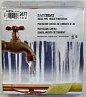 Easyheat water pipe freeze protection thermostat 24 ft AHB124 prevent freezing