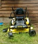 Stanley 54 Zero Turn Commercial Riding Mower