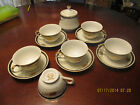 Nagoya Shokai Fine China Japan 13 pc lot teacups saucers creamer/sugar
