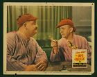 Laurel and Hardy THE BIG NOISE Original 1944 lobby card A Comedy Classic