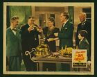 Laurel and Hardy THE BIG NOISE Original 1944 lobby card B Comedy Classic