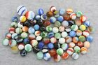 COLLECTION OF VINTAGE MARBLES - AKRO AGATE, PELTIER, MASTER MARBLE, MARBLE KING