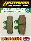 Armstrong Front GG Brake Pad Aprilia Sport City Cube 200 2008-10 PAD230103
