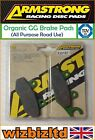 Armstrong Front GG Brake Pad Kymco Hipster 125 1999-06 PAD230187