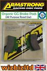 Armstrong Front GG Brake Pad Rieju Pacific 125 Scooter 2009 PAD230225