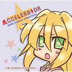 New Doujin Music CD Accelerator -AoS2 original sound track- SUGURI Japan