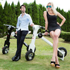 European creative folding mini electric car scooters adult scooter