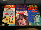 Lot Of 17 Vintage MAD CRACKED  CRAZY MAGAZINES 70s  80s Comic