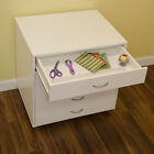 Arrow Cabinets Mod 5 Drawer Sewing Cabinet Table 2041 White