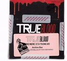 True Blood Archive Box Premiere Edition Rittenhou Factory sealed