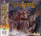 CODE OF SILENCE / Dark Skies Over Babylon + 2 Japan CD 2013 EDEN'S CURSE Adagio