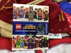 LEGO  2016 D.C. CHARACTER ENCYCLOPEDIA WITH PIRATE BATMAN, IN HAND NOW