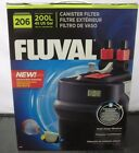 Fluval 206 200L AQUARIUM CANISTER FILTER NEW FREE SHIPPING