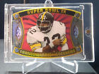 2011 Topps Super Bowl Legends Giveaway Die Cut SB-16 Franco Harris