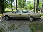 Mercedes-Benz: 380SE N/A 1984 below $600 dollars
