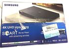 Samsung BD-J6300 Smart 3D WiFi Blu-Ray DVD Player Streaming 4K HDMI New Other