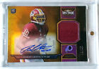 2012 Topps Triple Threads Robert Griffin III RG3 RC Patch Auto Autograph # 25