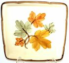 Franciscan October Square Plate / Tray 8 1/4
