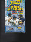 2002 Topps baseball Traded and Rookies sealed Hobby box with Chrome cards 24 pk