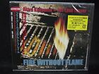 AKIRA KAJIYAMA + JOE LYNN TURNER Fire Without Flame + 1 JAPAN CD Rainbow Preciou