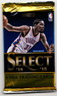 2014 15 Panini Select Basketball Factory Sealed Hobby Pack Fresh From Box