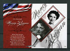 Palau 2016 MNH US First Lady Nancy Reagan 2v S/S I Film Movie Stars Stamps
