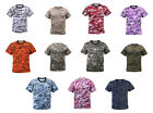 Mens Army Airsoft Military Tactical Paintball Hunting S S Digital Camo T Shirt