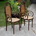 MAJESTIC PR OF ART NOUVEAU BENTWOOD ARMCHAIRS (THONET A-21 ) BY SALVATORE LEONE,