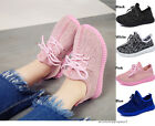 New Girls Boys Casual Shoes Kids Children Outdoor Sport Running Shoes Size 5 25