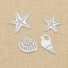 Cute Starfish Conch Template Paper Hollow Out DIY Cutting Dies Scrapbooking