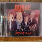Quade - Rock In Motion CD (OOP, Rare, Suncity Records)