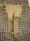 Good Condition USMC Surplus Coyote Brown FILBE Shoulder Straps only Tan