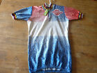 Vintage Sz2 NOS World Champion Stripe Wool Cycling Jersey LEroica campagnolo