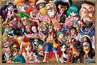 New Ensky Jigsaw Puzzle 1000-511 Japanese Anime One Piece (1000 Pieces)