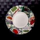 Fritz and Floyd Country Cupboard Saucer 7 7/16