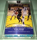 2016 Panini Instant NBA Finals KYRIE IRVING #9 Serial Number 4 5 BLUE RARE! Cavs