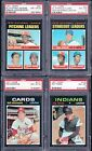 PSA 8 1971 Topps #117 Ted Simmons St. Louis Cardinals ROOKIE CARD
