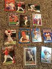 Barry Larkin Cards (one signed) - Baseball