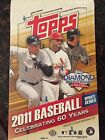 2011 Topps Update Hobby Box Goldschmidt Rizzo Trout RC Hosmer RC Black ? Gold ?