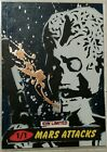 IDW LIMITED Red label MARS ATTACKS SKETCH 35 by Jason Adams