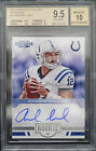 BGS 9.5 - 2012 PANINI CONTENDERS ANDREW LUCK #1 RC 25 ROOKIE INK AUTO 10