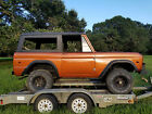 Ford Bronco 1970 ford bronco project