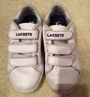 Lacoste Kids Baby Sneakers Shoes size 12