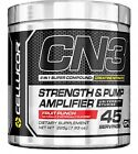Pump 45 Servings, Pre-workout C4