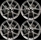 Brand New Set of 4 19 Replacement Wheels for 2009 2013 Nissan Maxima