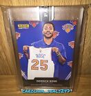 2016 Panini Instant NBA DERRICK ROSE 1st KNICKS Card Serial 1 1 BLACK ONLY1 MADE