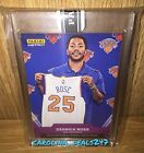 2016-2017 Panini Instant NBA DERRICK ROSE KNICKS Serial 1 10 PURPLE ONLY 10MADE